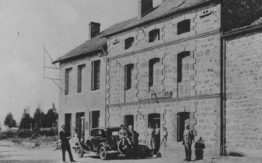 Le Chambon-sur-Lignon, in south-east France